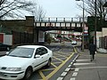 Railway Bridge, Central Avenue, Welling - geograph.org.uk - 1113351.jpg