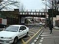 Railway Bridge, Central Avenue, Welling - geograph.org.uk - 1113351.jpg