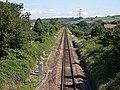 Railway line through Honiton - geograph.org.uk - 333599.jpg