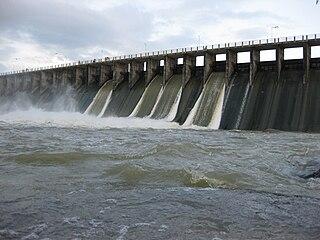 Rajanganaya Dam