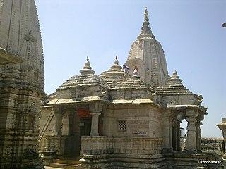 Ramtek City in Maharashtra, India