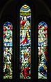 Raphoe Cathedral Church of St. Eunan Choir Window W01 Ascension 2016 09 02.jpg