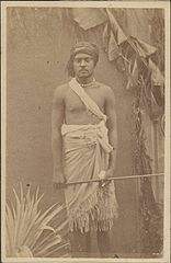 Ratu Timoci Tavanavanua, second son of Cakobau, photograph by Francis H. Dufty.jpg