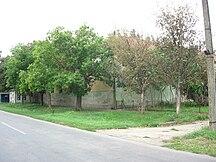 Ravni Topolovac--Ravni Topolovac, street detail