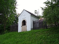 Chapel in the village