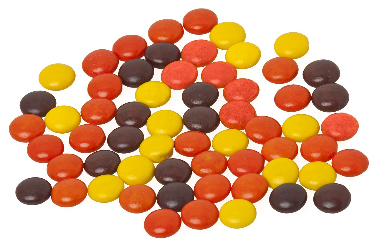 Reese S Pieces Ingredients Tiene Chocolate