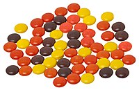 Reese's Pieces candies