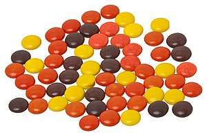 Reese's Pieces - Reese's Pieces candies