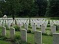 Reichswald Forest War Cemetery (5).JPG