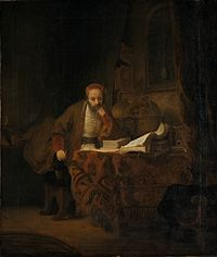 Rembrandt - A Scholar in his Study - NG.M.01365.jpg