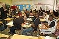 Rep. Miller visits De Anza High School (6234805583).jpg