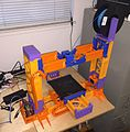 RepRap Snappy 3D printer Version 0.9.jpg