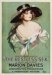 <i>The Restless Sex</i> 1920 film by Robert Zigler Leonard