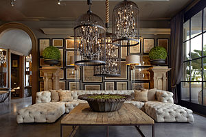 Restoration Hardware Gallery In Las Vegas
