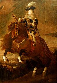 Retrato ecuestre de Carlos II niño.jpg