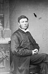 Revd H Ellis (1868) (Llangwm, Cong?)