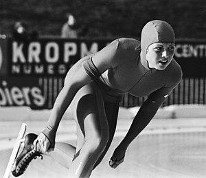 Ria Visser - Ria Visser in 1980