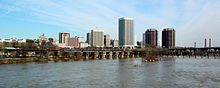 Richmond, Virginia skyline.jpg