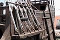 Rigging and Cannons - Replica of Columbus Ship Santa Maria - Muelle de la Carabelas - La Rabida - Spain.jpg