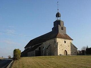 Rigny-la-Nonneuse Commune in Grand Est, France