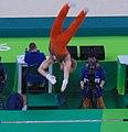 Rio 2016- Artistic gymnastics - men's qualification (28715218063) (cropped).jpg