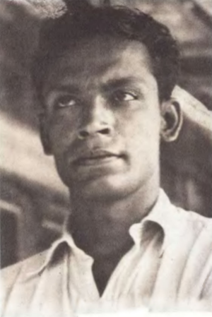 Ritwik Ghatak - Ritwik Ghatak, at young age