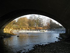 River Wenning under Hornby Bridge - geograph.org.uk - 640197.jpg