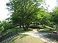 Roads in Miharashi Ryokuchi Park in Inagi taken in April 2009.jpg