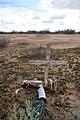 Roadside memorial, Riggs Road - 13330216963.jpg
