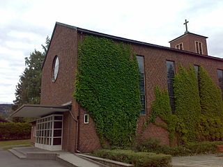 Røa Church Church in Oslo, Norway