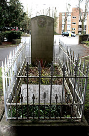 Robert FitzRoy's Grave