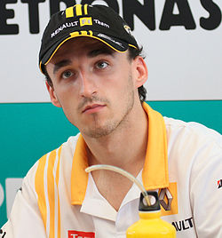 Robert Kubica earned a  million dollar salary, leaving the net worth at 4.2 million in 2017