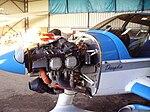 Robin DR400-140B Dauphin - engine2.jpg