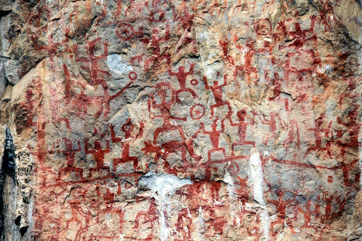 左江花山の岩絵の文化的景観の画像 p1_2