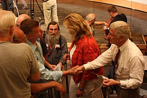 Rocky Anderson - Rocky Anderson meets Andy Figorski, an Iraq war veteran and anti-war activist.