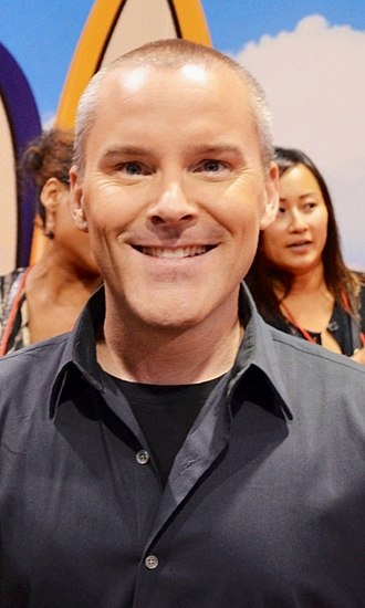 Roger Craig Smith - Smith at the 2013 D23 Expo