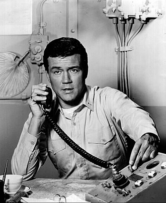 Roger Smith (actor) - Smith as Mister Roberts (1967)