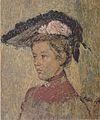Rohlfs - Dame mit Hut, ca1901.jpeg