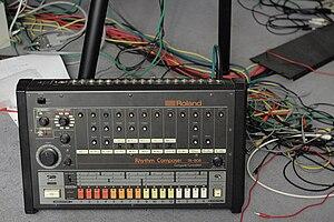 Southernplayalisticadillacmuzik - Image: Roland TR 808 Rhythm Composer