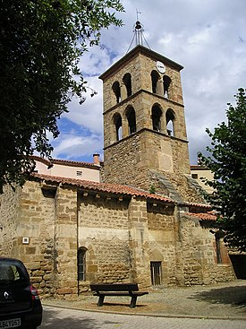 Romanesque Church Of Boudes.jpg
