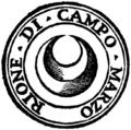 Rome rione IV campus martius logo.png