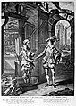 Romeo giving money to an apothecary for a potion that will f Wellcome L0002914.jpg