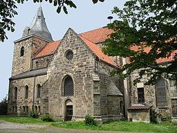 Michaeliskirche, Ronnenberg, Germany