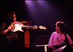 Rory Gallagher and Gerry McAvoy.jpg