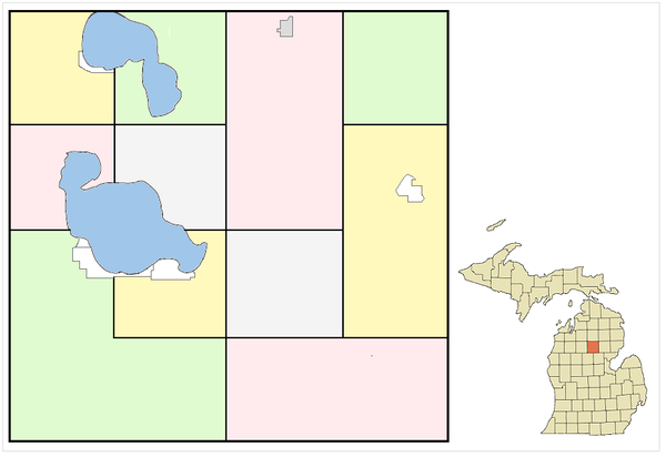Roscommon County Michigan Wikipedia