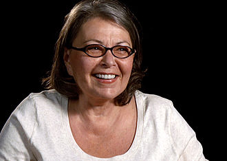 Roseanne Barr - Barr giving an interview in the 2010 documentary, I Am Comic