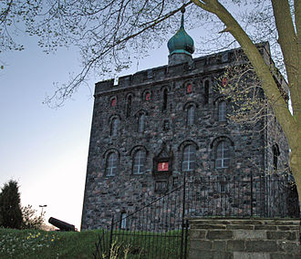 Magnus Heinason - The Rosenkrantz Tower located on Bergenhus Fortress