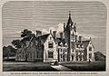 Royal Freemasons' school for Female Children, Wandsworth, Lo Wellcome V0014822.jpg