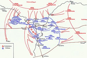 Battle of Rzhev, Summer 1942 - The formation of the Rzhev Salient, January 1942