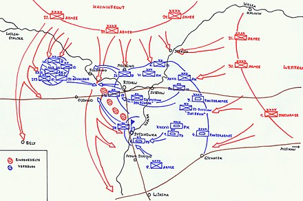 The formation of the Rzhev Salient, January 1942 Rschew 1942.jpg